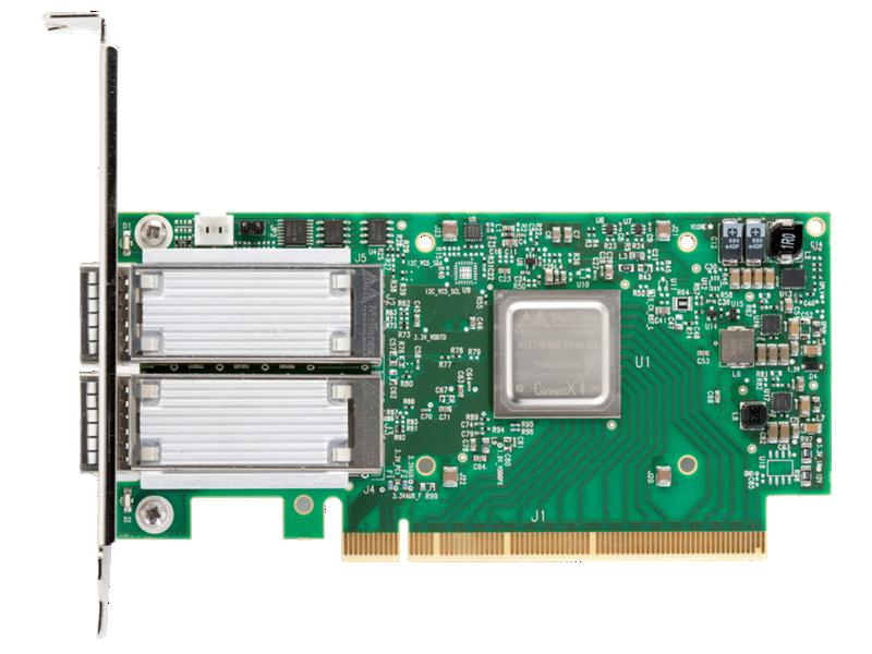 HPE IB EDR/EN 100Gb 2P 840QSFP28 Adapter