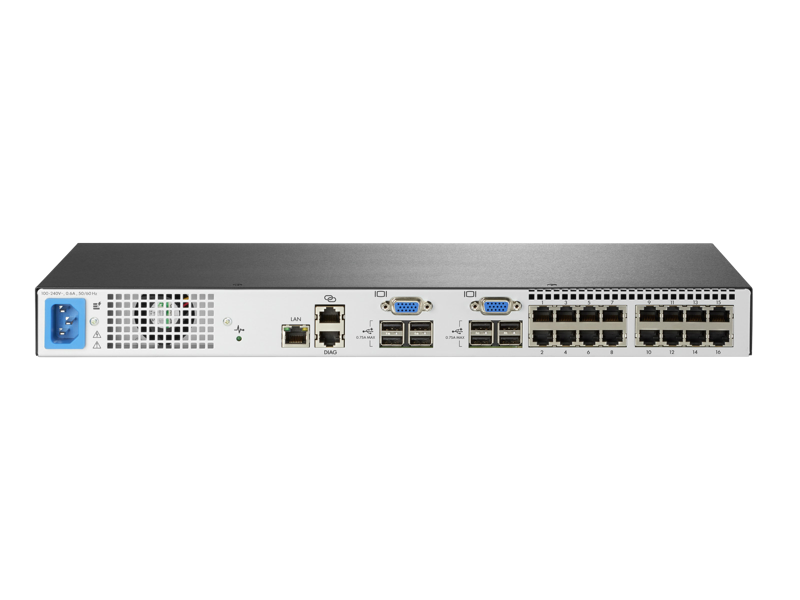 HPE Advanced Analog KVM