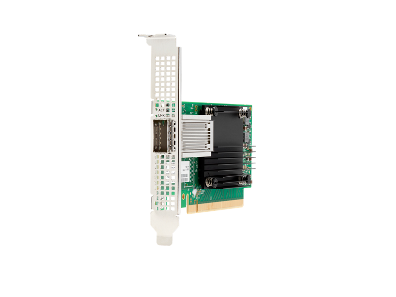 HPE Ethernet 100Gb 1-port 842QSFP28 Adapter