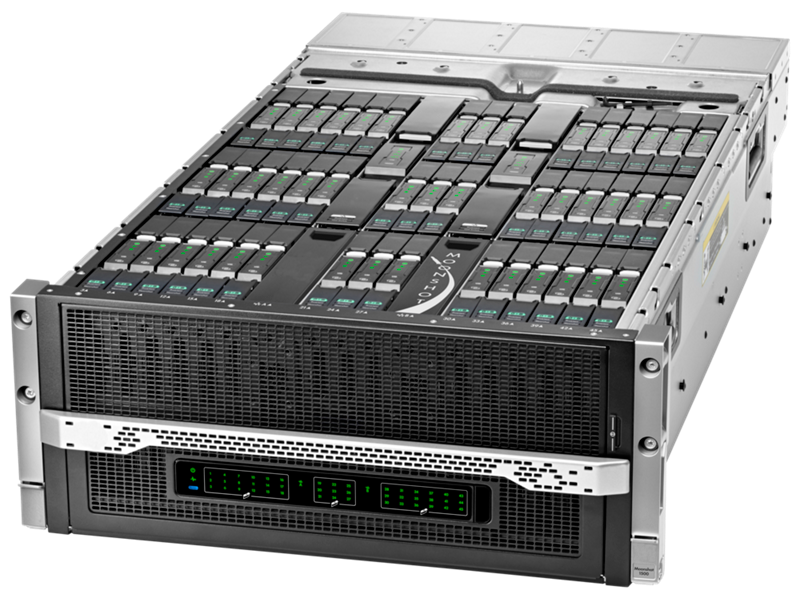 HPE ConvergedSystem 100 for Hosted Desktops