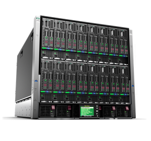 HPE ProLiant BL460c Gen10 Server-Blade