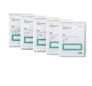 HPE RDX Removable Disk Cartridge