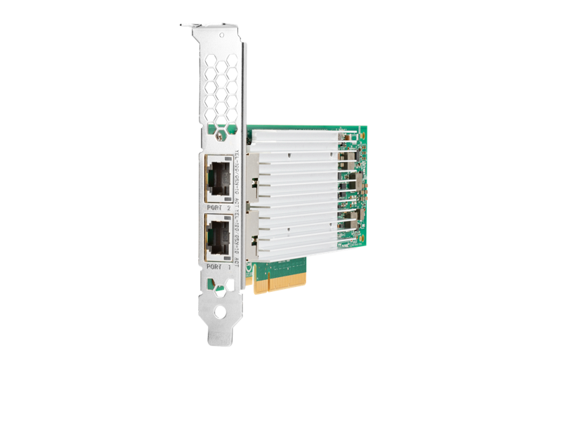 HPE StoreFabric CN1200R 10GBASE-T Converged Network Adapter, Q0F26A, CN1200R-T, adapter, CN1200R, store fabric, StoreFabric, mutsu