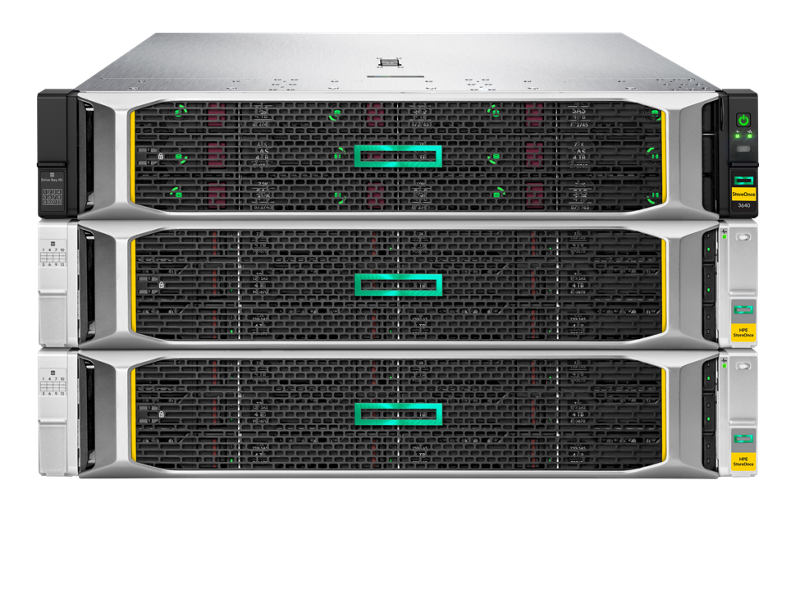 HPE StoreOnce 3640 48TB System