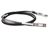 HPE FlexNetwork X240 10G SFP+ to SFP+ 3m Direct Attach Copper Cable, JD097C