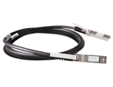 HPE FlexNetwork X240 10G SFP+ to SFP+ 5m Direct Attach Copper Cable, JG081C