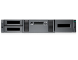 HPE StoreEver MSL2024 0-drive Tape Library