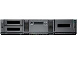 Biblioteca de fita HPE StoreEver MSL2024 com 0 unidades