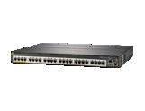 Aruba 2930M 24 HPE Smart Rate PoE+ 1-slot Switch