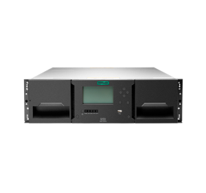HPE StoreEver MSL3040 Tape Library