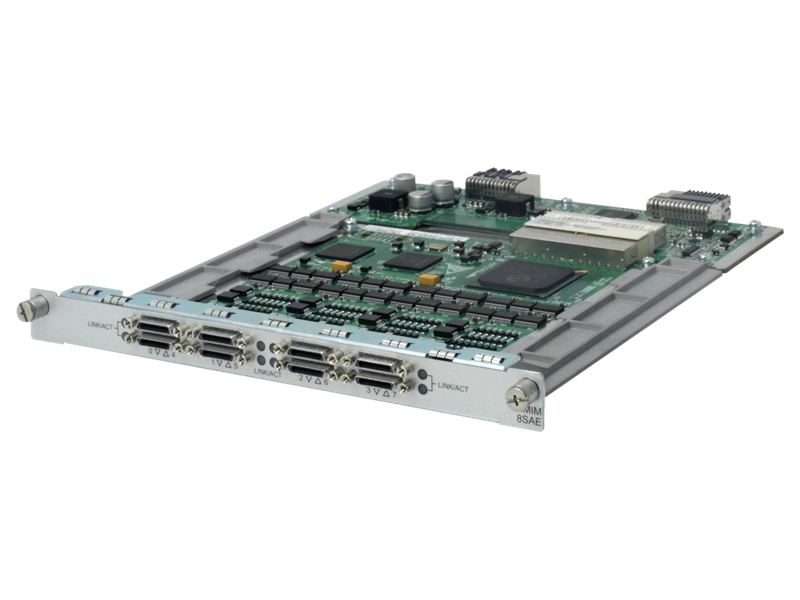 HPE MSR 8-port Enhanced Sync/Async Serial HMIM Module