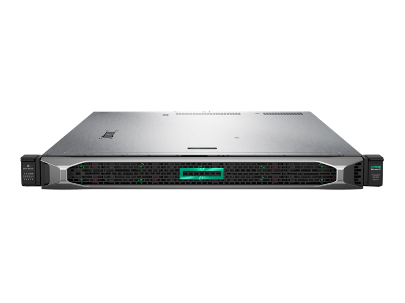 JP_ HPE ProLiant DL325 Gen10 Server - Front, with Bezel