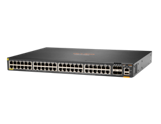 Aruba 6300F 48-port 1GbE Class 4 PoE and 4-port SFP56 Switch