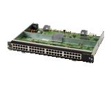 Módulo Aruba 6400 de 48 portas 1GbE Classe 4 PoE