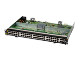 Aruba 6400 48-port 1GbE Class 6 PoE and 4-port SFP56 Module