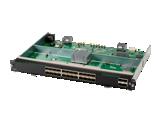 Módulo Aruba 6400 de 24 puertos SFP+ y 4 puertos SFP56