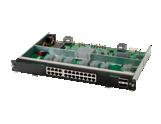 Aruba 6400 10Gbase-T-Modul mit 24 und SFP56-Modul mit 4 Anschlüssen