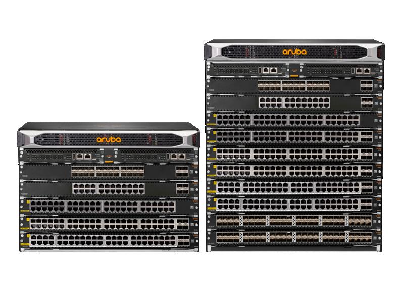 Aruba 6405 Switch, Aruba 6410 Switch, family, R0X26A, R0X27A, Aruba 6400 Management Module, management module, aruba, aruba, 6400, module, daytona, R0X31A, 6405, 6410, nascar, Aruba 6400 24-port SFP+ and 4-port SFP56 Module, Aruba 6400 24p SFP+ 4SFP56 Module, SFP56, 6400, 6405, 6410, R0X43A, Aruba 6400 24-port 10Gbase-T and 4-port SFP56 Module, Aruba 6400 24p 10GT 4SFP56 Module, module, SFP56, aruba, aruba module, 6400, 6405, 6410, nascar, daytona, R0X42A, Aruba 6400 48-port 1GbE Class 4 PoE Module, module, aruba, aruba module, 6400, 6405, 6410, daytona, R0X38A, Aruba 6400 48-port 1GbE Class 6 PoE and 4-port SFP56 Module, Aruba 6400 48p 1GbE CL6 PoE 4SFP56 Module, module, aruba, aruba module, SFP56, 6400, 6405, 6410, nascar, daytona, R0X40A, family