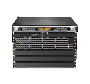 Aruba 6405 96-port 1GbE Class PoE 4 and 4-port SFP56 Switch
