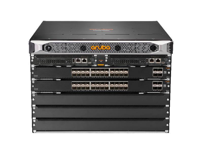 Aruba 6405 48-port SFP+ and 8-port SFP56 Switch, Aruba 6405 48SFP+ 8SFP56 Switch