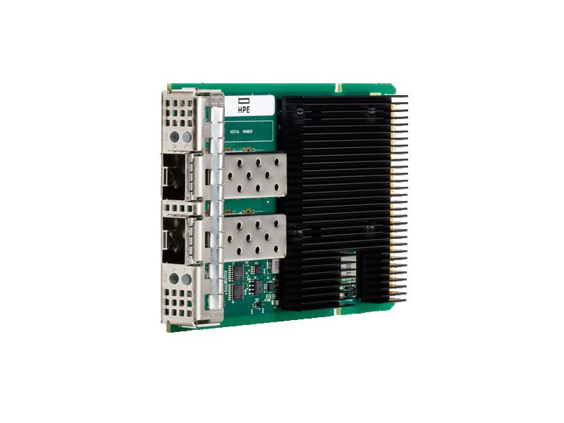 HPE Ethernet 10Gb 2-port SFP+ QL41132HQCU OCP3 Adapter