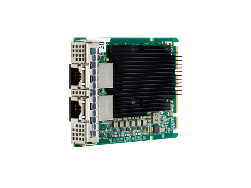 HPE Ethernet 10Gb 2-port BaseT QL41132HQRJ OCP3 Adapter