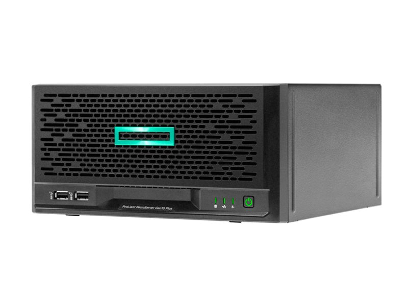 HPE MicroServer Gen10 Plus server
