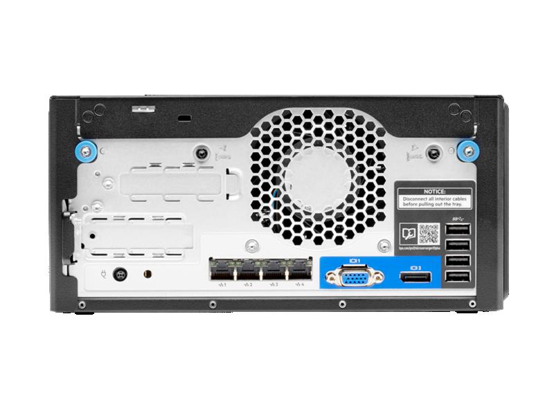 HPE MicroServer Gen10 Plus server