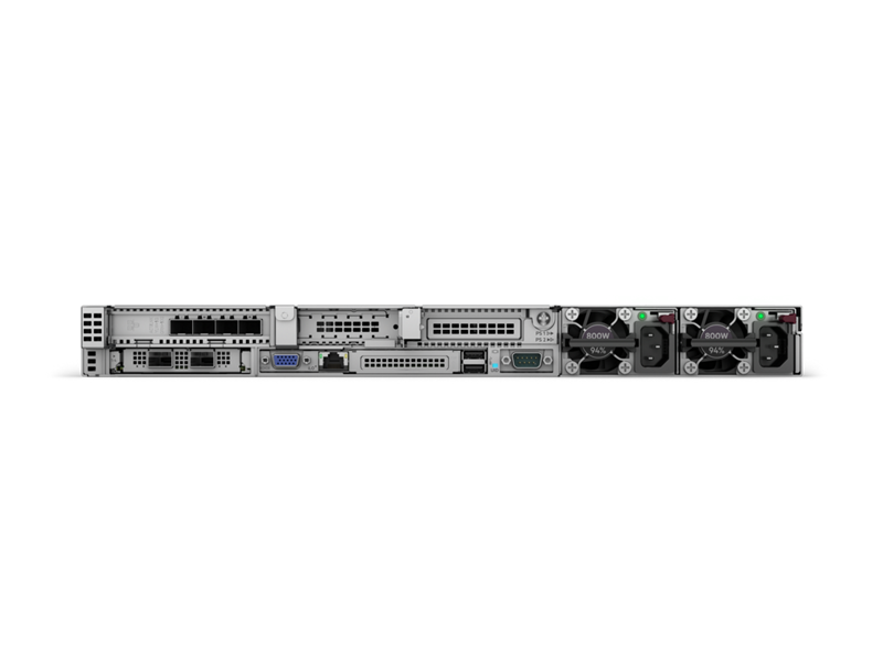 HPE DL325 Gen10 Plus Imagery - Rear