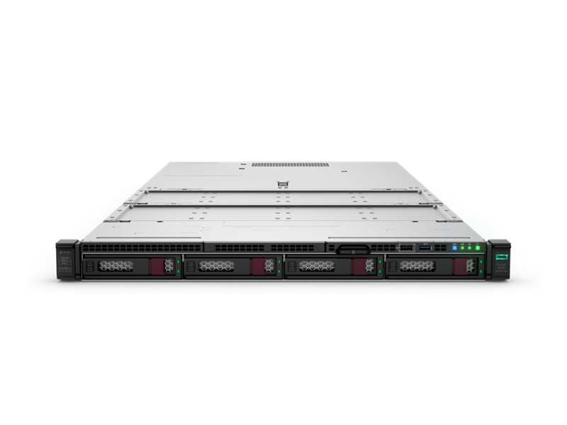 HPE DL325 Gen10 Plus Imagery - Front LFF