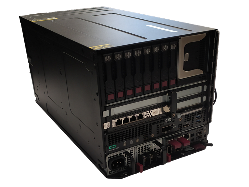 HPE ProLiant e910 options