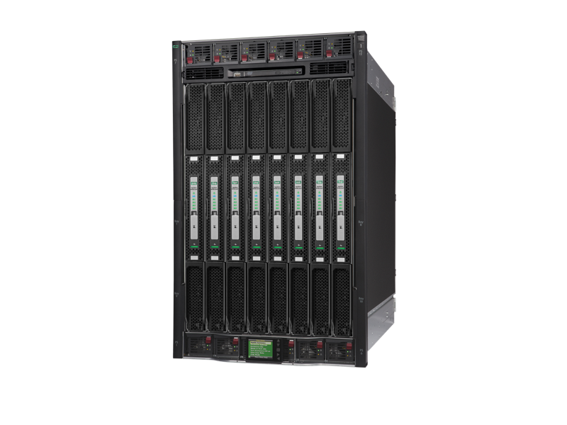 HP Integrity Superdome X with BL920s Gen9 Server Blades