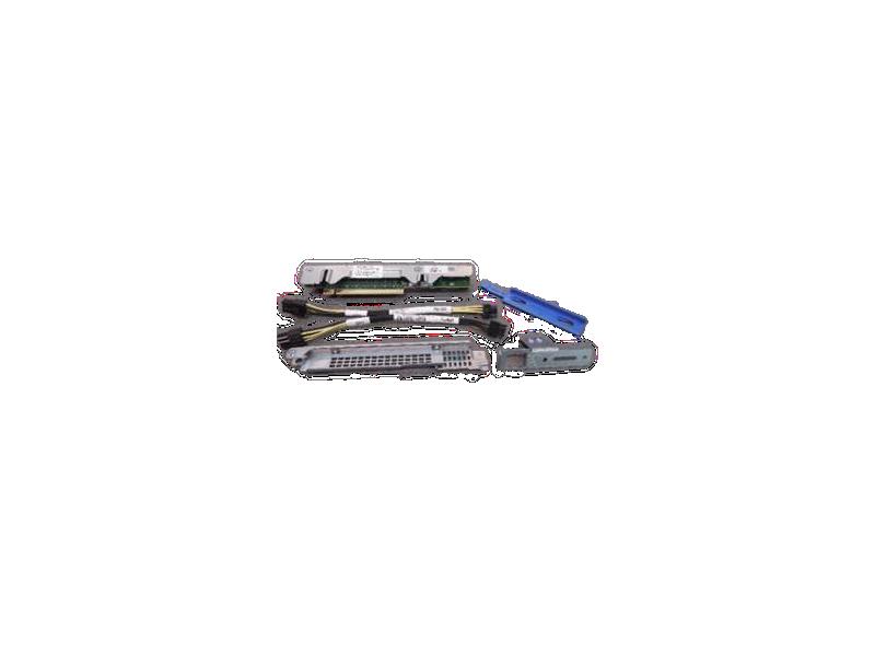 HPE DL360 Gen10 2P FHFL GPU v2 Enablement Kit