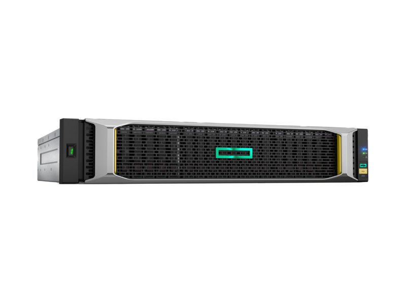 HPE MSA 2050- Right facing