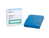 HPE LTO-5 Ultrium Non-custom Labeled Data Cartridge 20 Pack