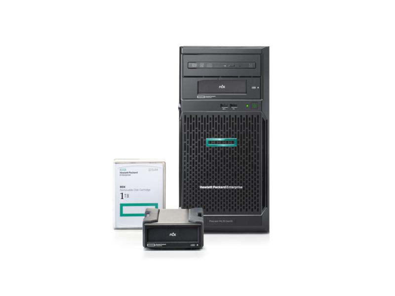 HPE ProLiant ML30 Gen10 E-2224 Server SMB Offer