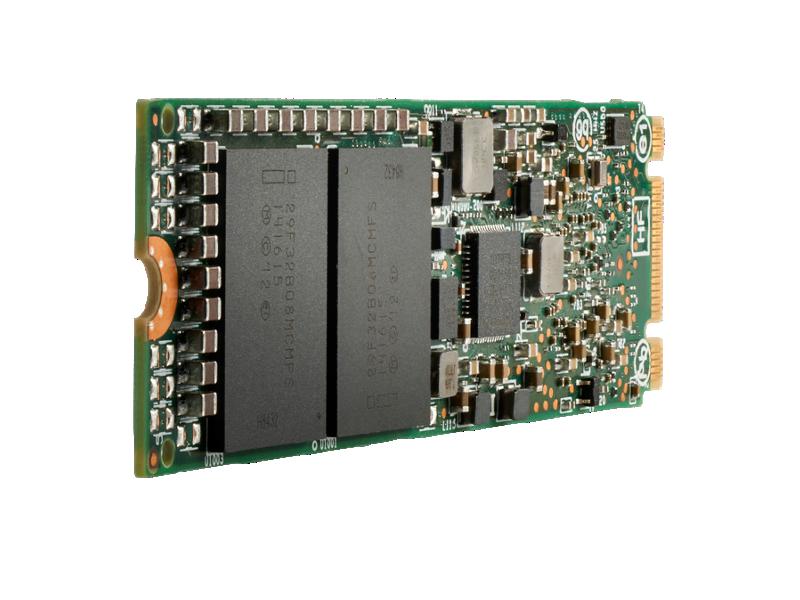 120GB SATA RI M.2 2280 SSD, HPE 340GB SATA RI M.2 2280 SSD