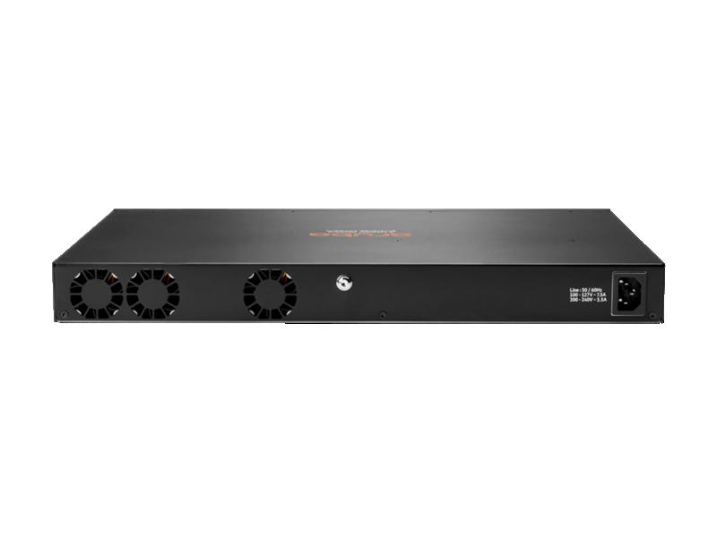Aruba 6200F 48G Class4 PoE 4SFP+ 370W Switch