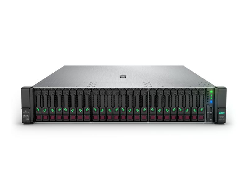 HPE ProLiant DL385 Gen10 Plus Server Imagery - Front (SFF)