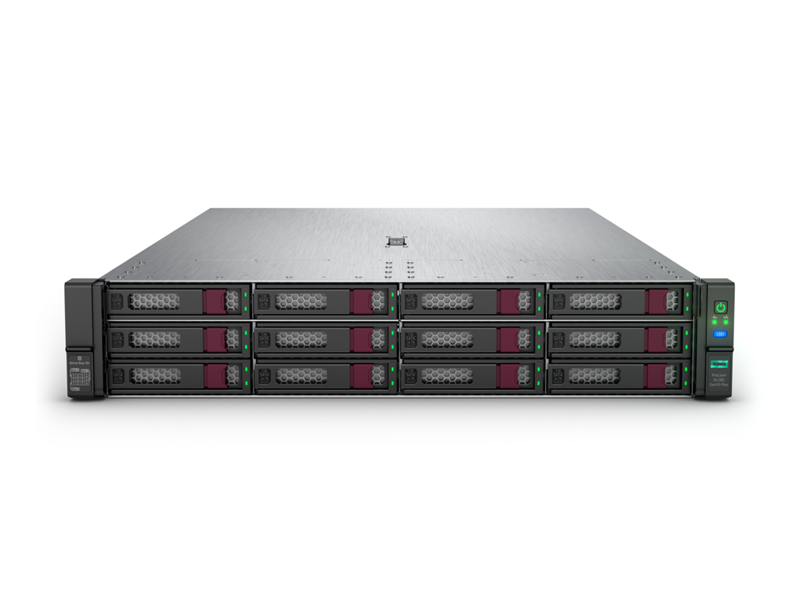 HPE ProLiant DL385 Gen10 Plus Server Imagery - 12LFF