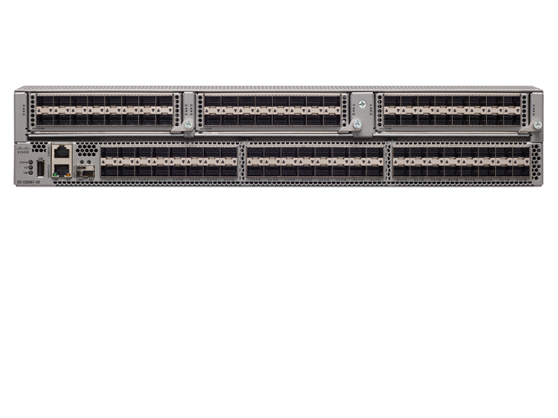 HPE C-series SN6630C 32Gb 96-port Fibre Channel Switch