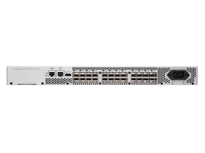 HPE StorageWorks 8/24 SAN Switch