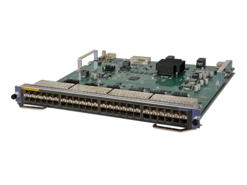HP 10500 44-port GbE SFP / 4-port 10GbE SFP+ SE Module, JH191A