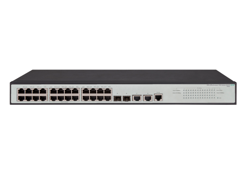 HPE OfficeConnect 1950-24G-4XG Switch, JG960A