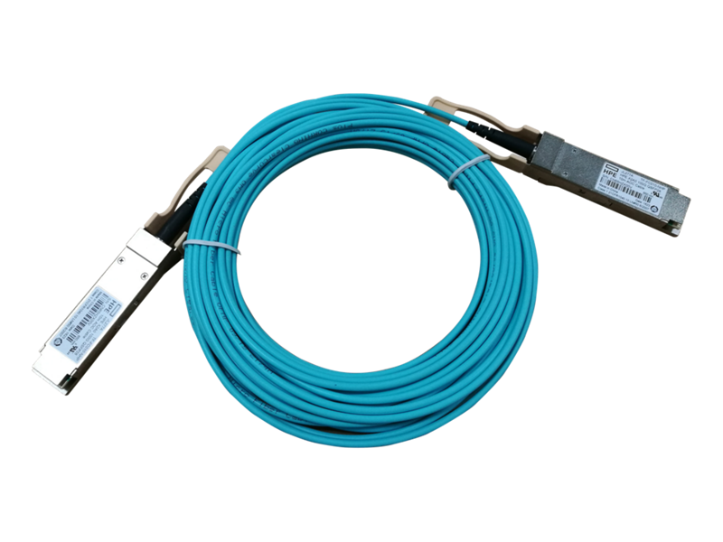 HPE X2A0 100G QSFP28 to QSFP28 10m Active Optical Cable, JL277A