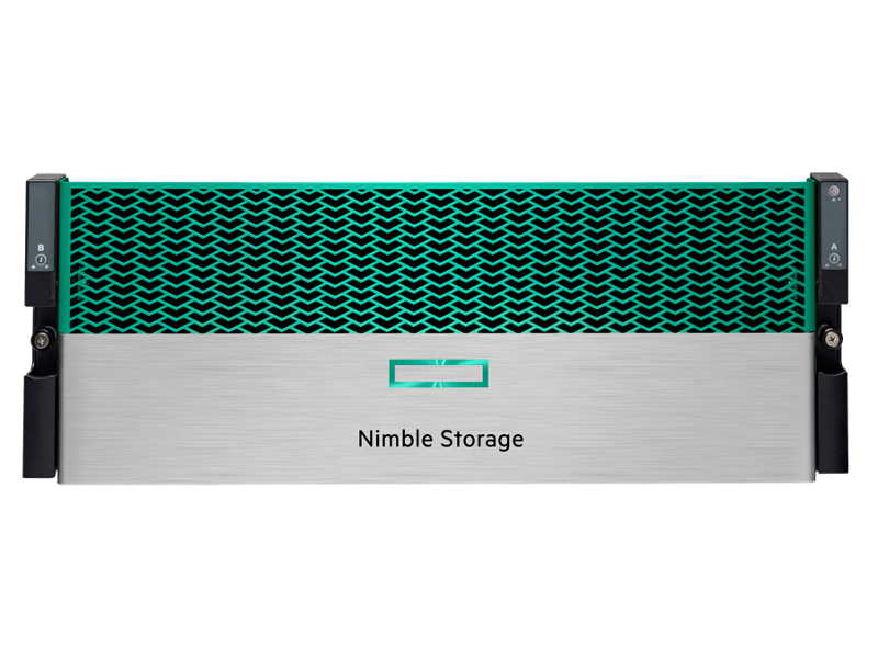 HPE Nimble Storage All Flash Arrays