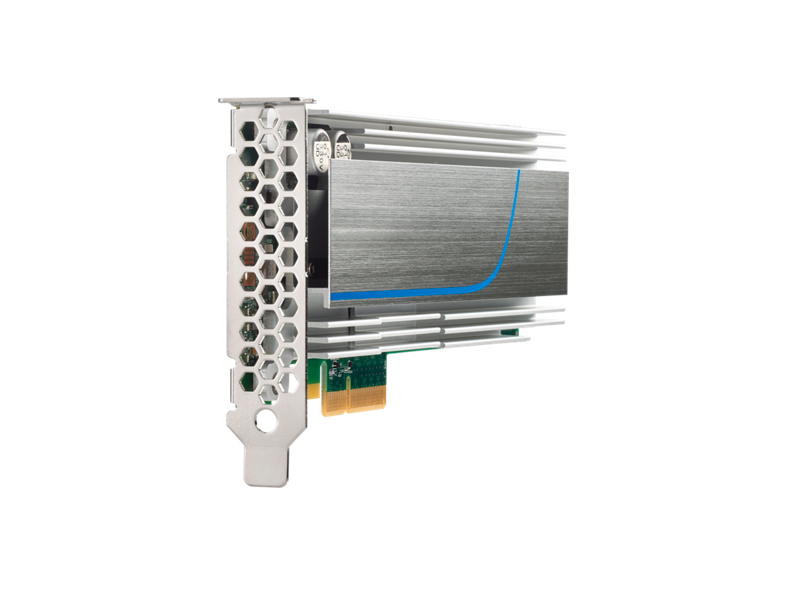 HPE NVMe SSD Half Height Add-In Card