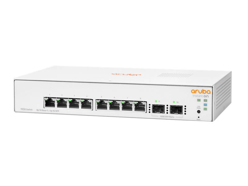 Aruba Instant On 1930 8G 2SFP Switch
