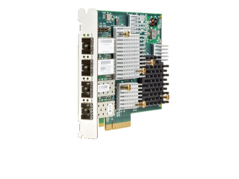 HPE 3PAR StoreServ 7000 4-port 8Gb/sec Fibre Channel Adapter