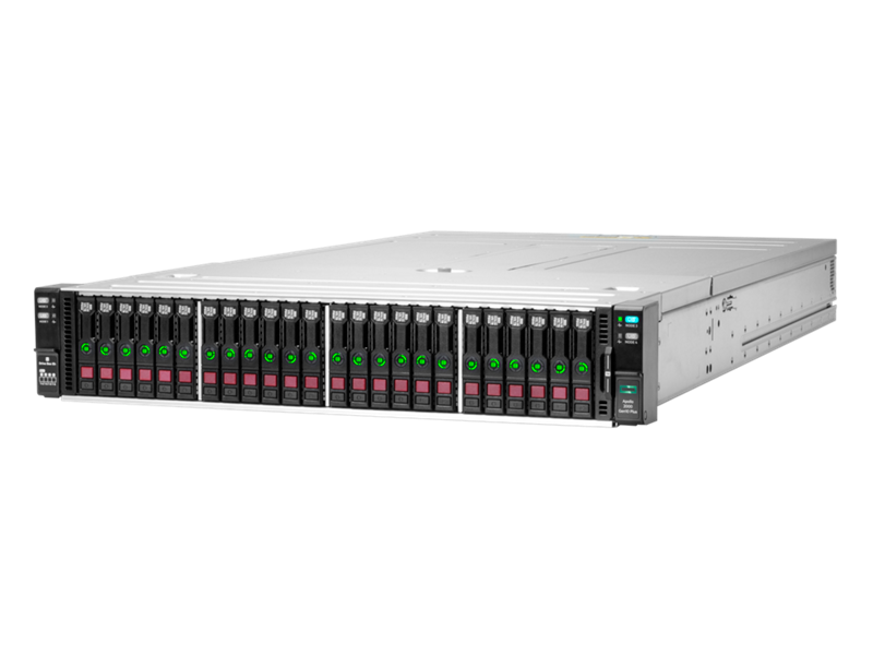 HPE Apollo n2600 Gen10 Plus Small Form Factor Configure-to-order Chassis